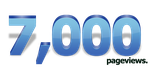 7,000+ pageviews by opelman