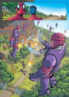 sentinels by deemonproductions