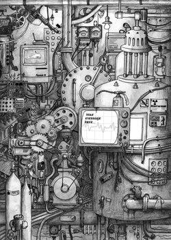 The Engine Room by lidbjork