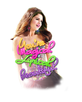 Selena Gomez Texto PNG by tommz2011