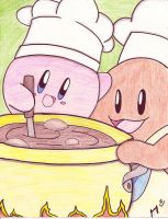 Cooking with Chef Kawasaki by Jenime39