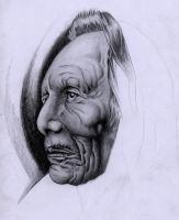 indian chief by blacksoulgraphics