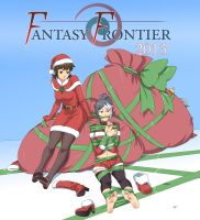 Fantasy Frontier Xmas 2013 Part 1 by lostonezero