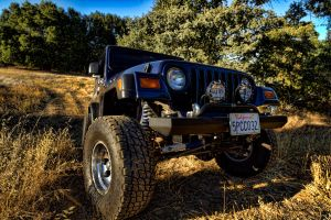 Jeep HDR by Doogle510