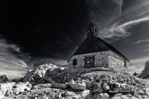 Mountain Chapel by maropho