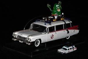 Ecto-1 and sons by ThunderChildFTC
