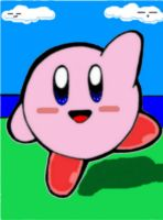 Kirby by dd4rri3nd