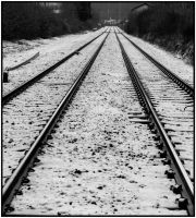 Winter Lines by WorldII