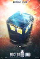 Doctor Who Film - Fan Poster 4 by SuperDude001