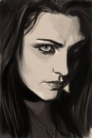 Amy Lee by stokesbook