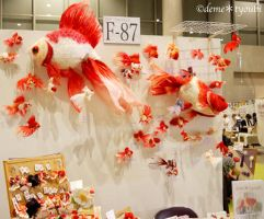 Exhibition of the last year in Japan by demetyoubi