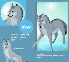 hope's Ref by sidca