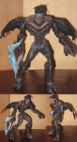 Legacy of Kain: Raziel by paperart