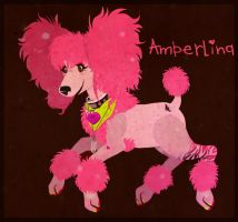 Paper Amberlina by PinkScooby54