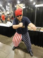 Phoenix Comicon 2014 Rex Kwon Do (2) by Demon-Lord-Cosplay