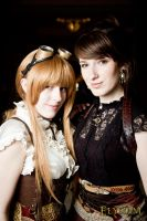 Katsucon Steampunk I by awkward-heart