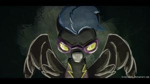 30 minute challenge Shadowbolt by CreativPony
