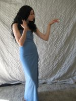 Blue Dress 08 by aceoni-koronue-stock