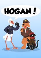'Hogan!' by Geistlicher
