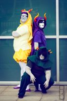 Homestuck- God Tiers by Bakura-kat