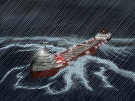 Edmund Fitzgerald by dimension2am