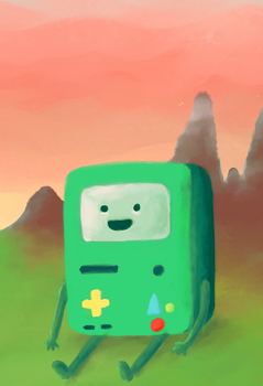 BMO by Frozen-Ice-Tea