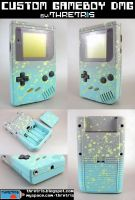 Custom Gameboy 80's style 5 by Thretris