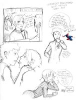 Johnny x Peter Crack Again by DragonDream08
