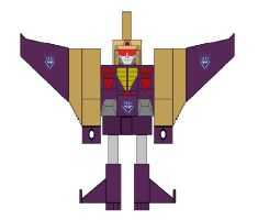 Blitzwing by Tim1995