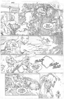 BPRD - Page 15_with dialogue by FlowComa