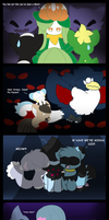 Ghost Side Mission - All Teams by CocoaAkeelahKitten