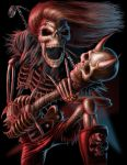 Bad to the Bone by AndrewDobell