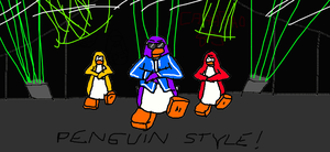 Penguin Style 1 by carabao89