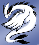 Brush Lugia by raizy
