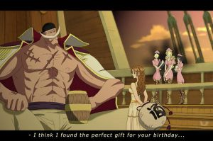 OP. WhiteBeard's Birthday by TenshiNoFuu