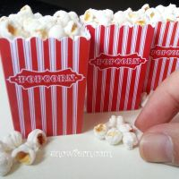 1:3 miniature Popcorn by Snowfern