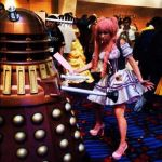 NAUGHTY DALEK! You need a spanking! by merrypranxter