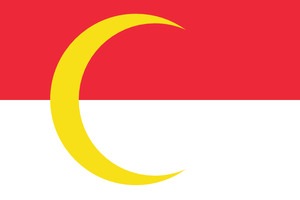 Flag of Malay language by hosmich