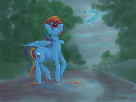 Rainy Day by snip-veritas
