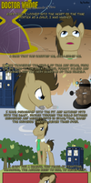 Doctor Whoof and the Sands of Time by feather-chan