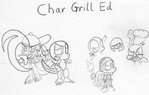 S.D Profile 2015: Char Grill Ed by Slizergiy