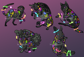 Rave Pets 2 by iPhysik