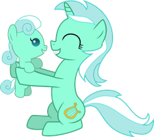 Lyra With Sweet Song by Baka-Neku