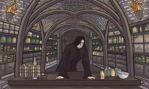 The potions master redo by hotaru420