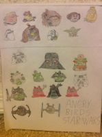 Angry Birds Star Wars by Prince5s