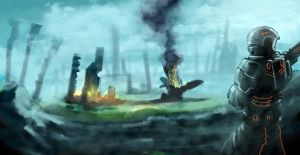 Speed Painting Trial by mohzart