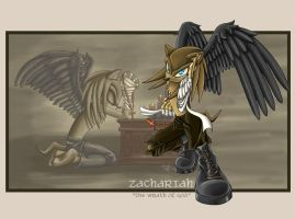 .: The Wrath Of God :. by carriepika