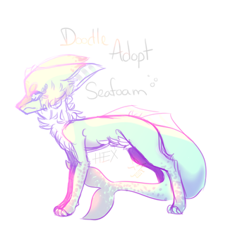 closed Sketchy Thing adopt by Duntem
