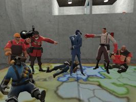 Team Risk Fortress 2 by Dragonlord965