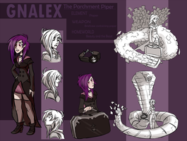 Gnalex Character Sheet by Jubilations